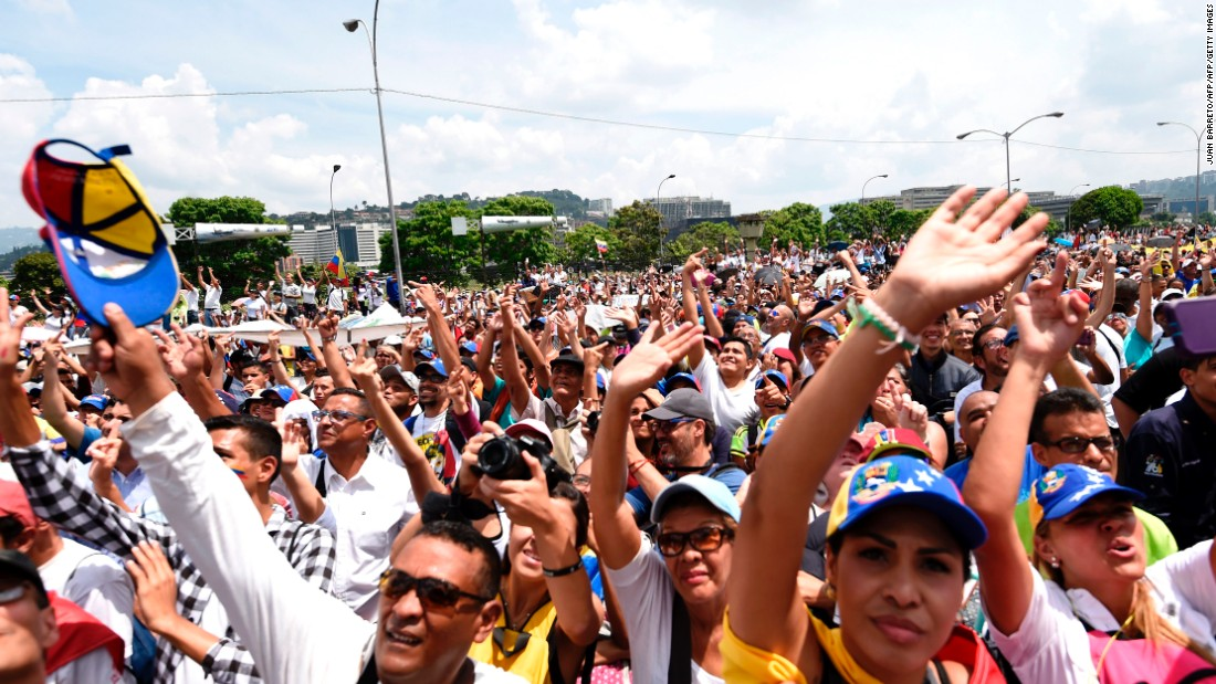 Venezuela Fast Facts
