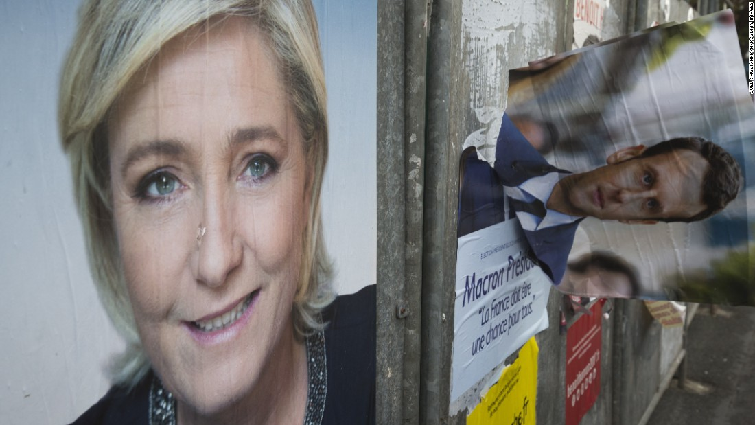 Le Pen: The person behind the party