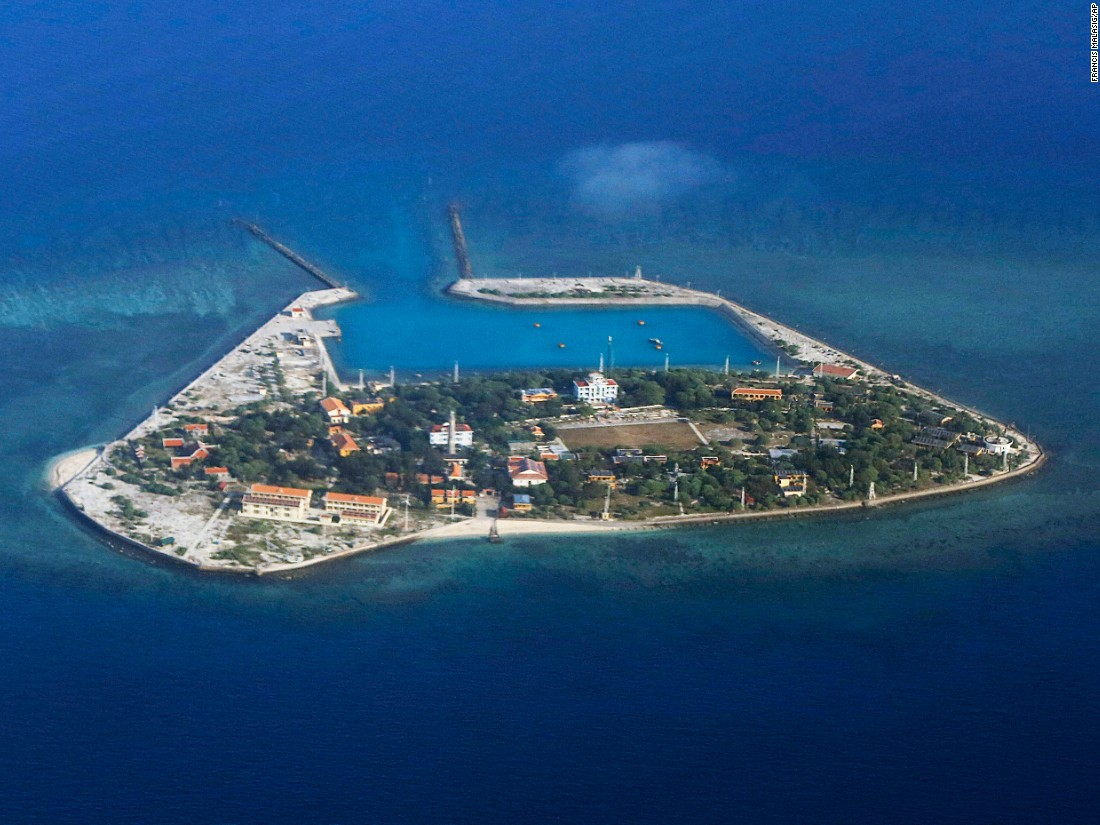 Tensions in South China Sea