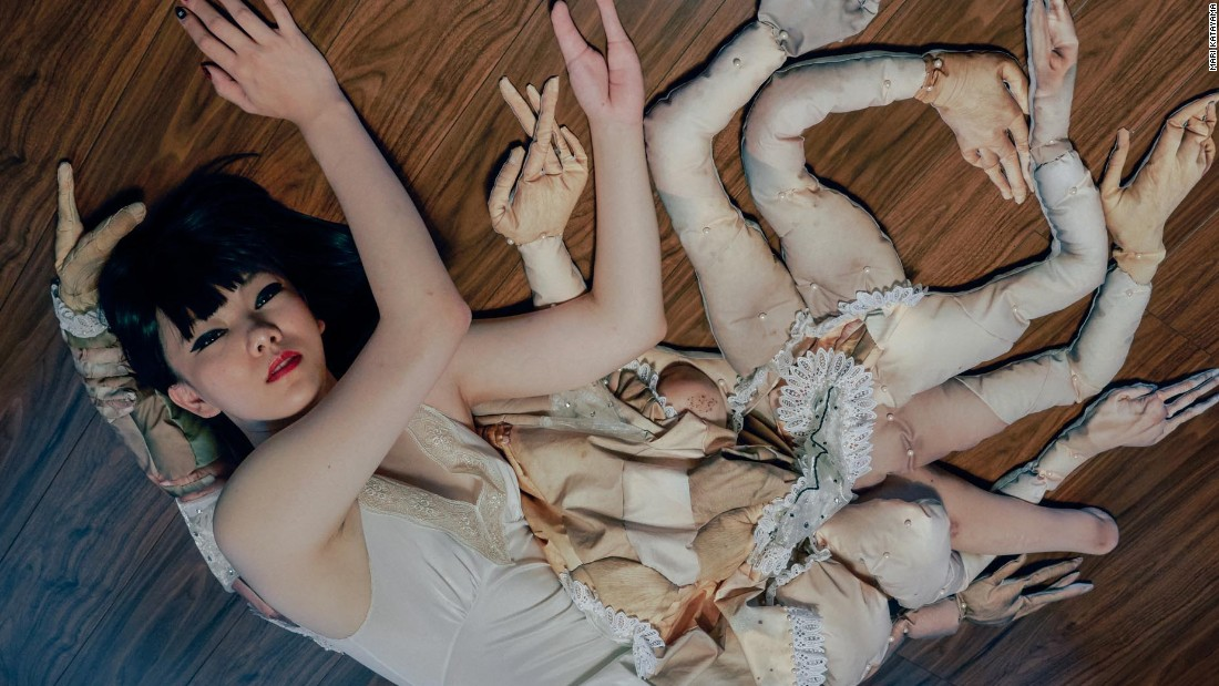 Mari Katayama: Sewn limbs and surreal backdrops