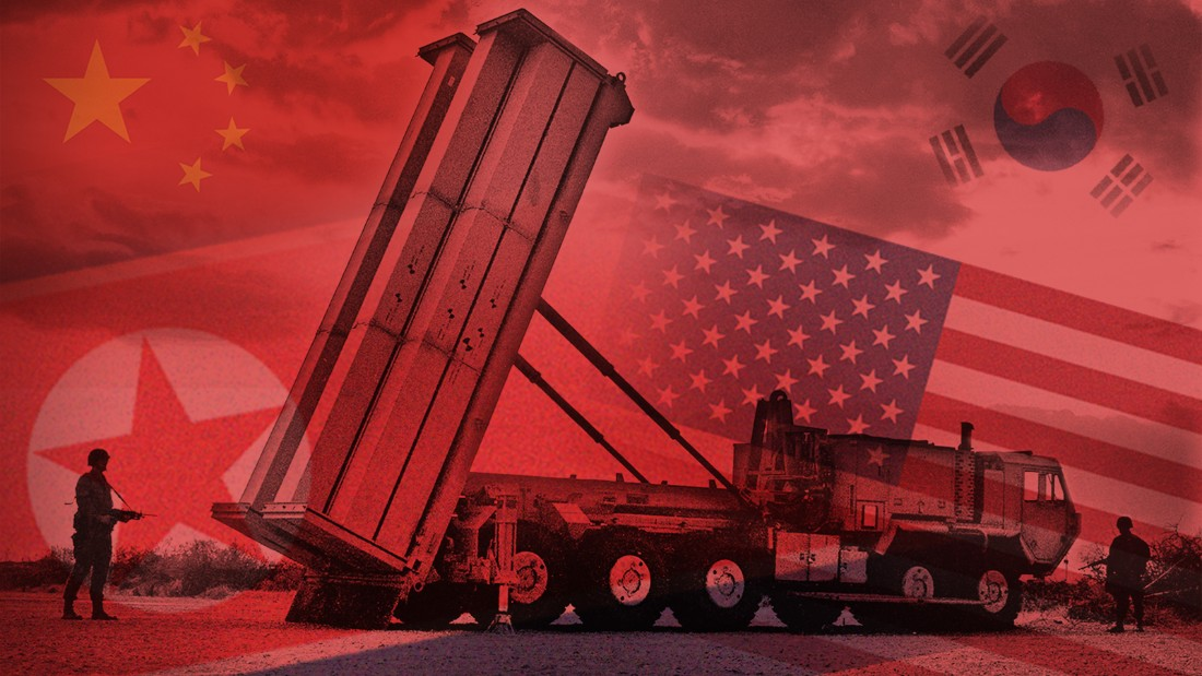 Trump: S. Korea should pay for missile defense system