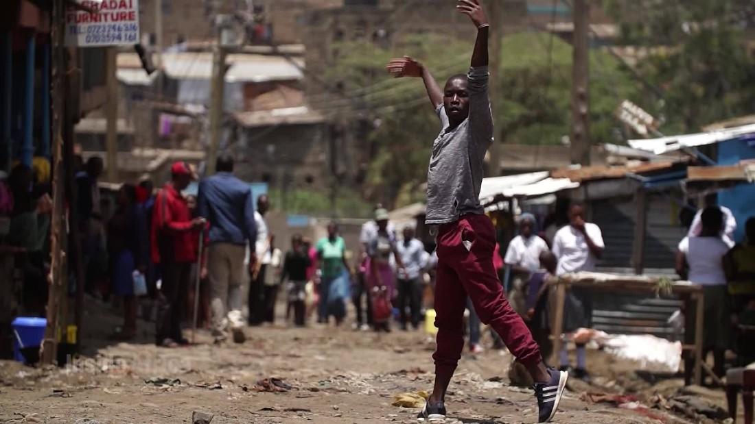 Power of dance in Nairobi's poorest communities