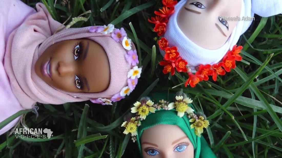 Barbie gets a makeover in Nigeria