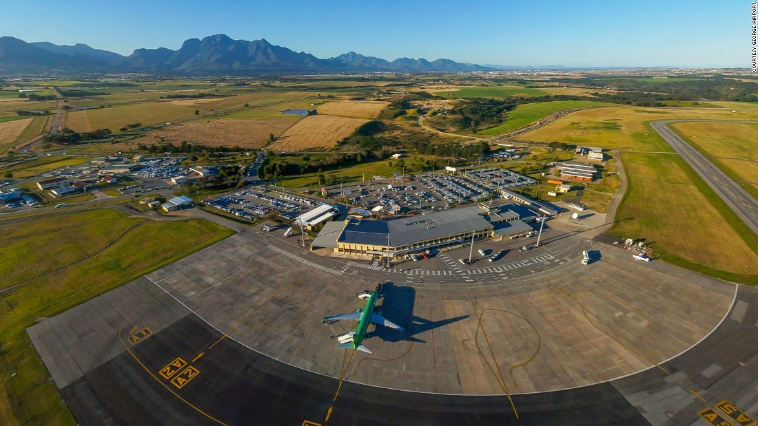 Six solar-powered airports take off in South Africa