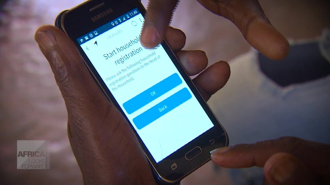 App solves healthcare crisis in South Africa