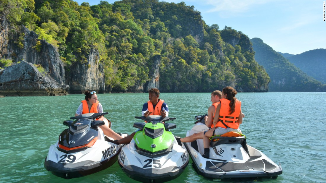 The coolest way to see Malaysia's beautiful islands