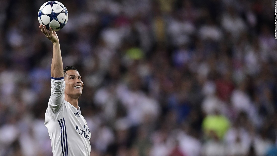 Ronaldo: The numbers that define a legend