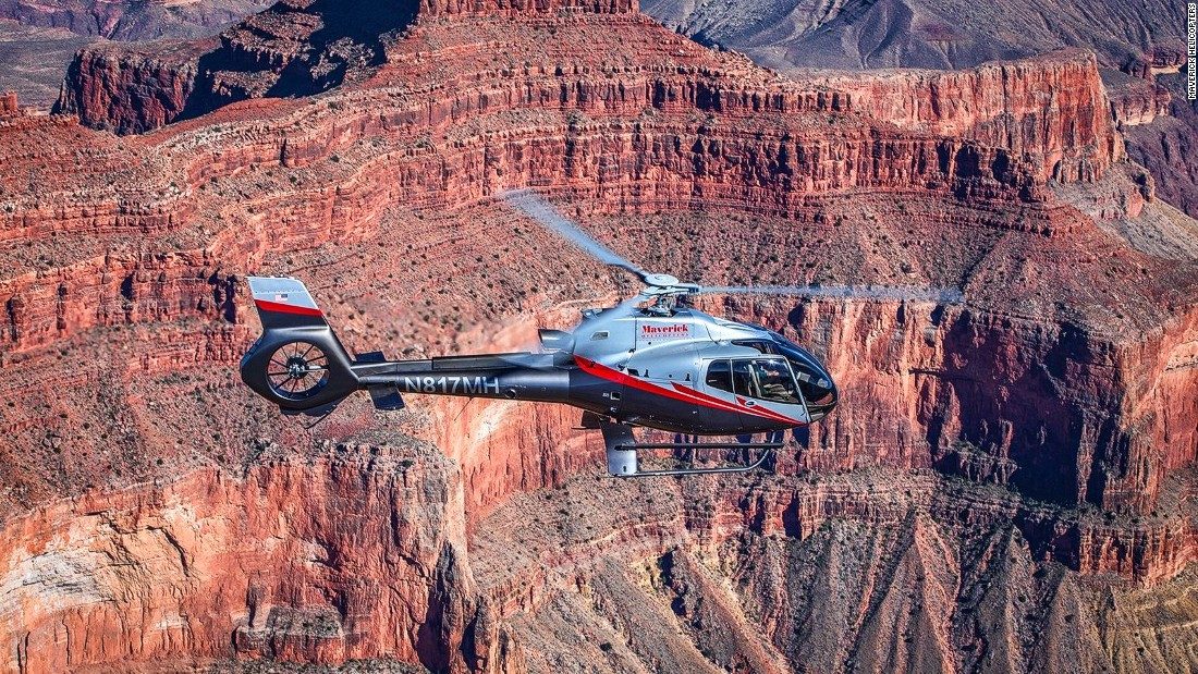 North America's greatest sightseeing heli-tours