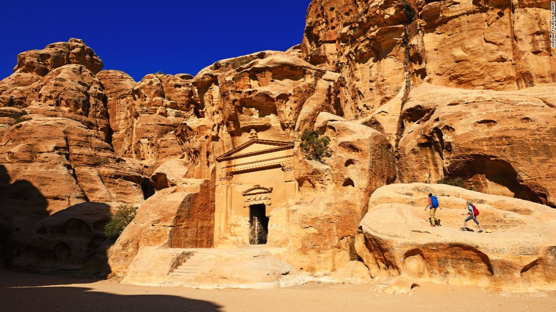 Jordan Trail: a trek through history via ancient villages and wild wadis