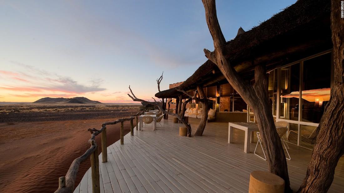 Luxury living: 10 of the world's best desert hotels