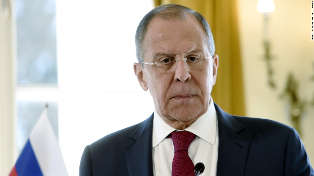Russia's Lavrov continues to scoff at 'so-called interference' in US election