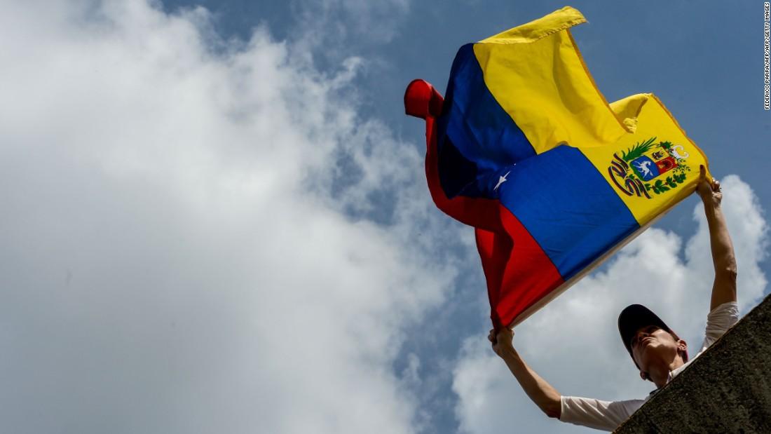 The victims of Venezuela's unrest
