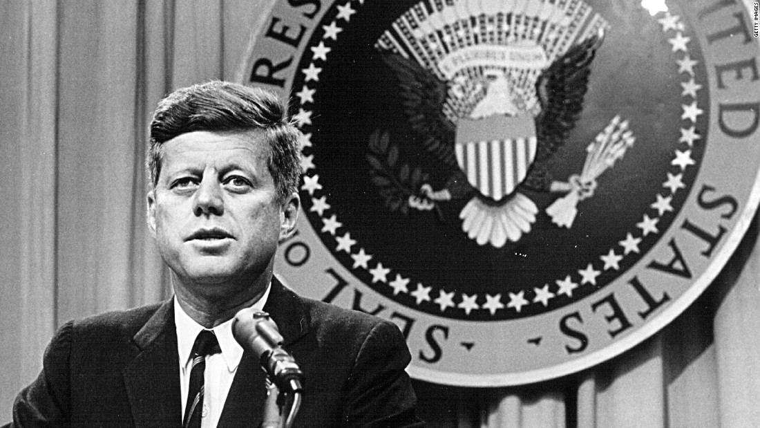 100 years after John F. Kennedy's birth, a look at his long campaign