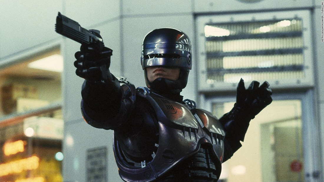 Dubai makes 'Robocop' a reality?