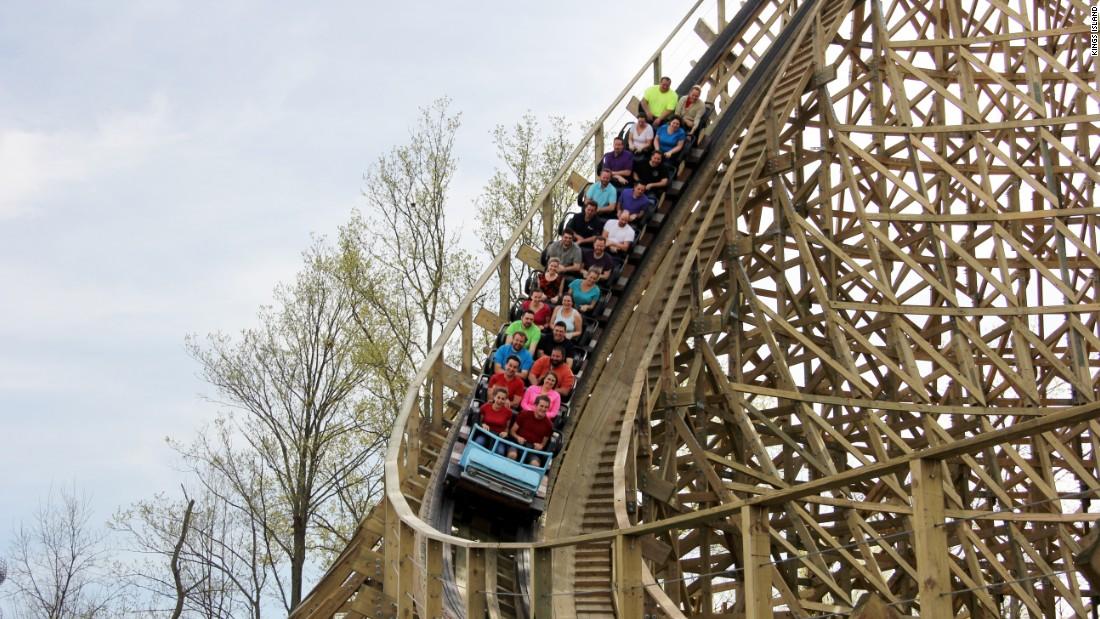 Photos: Roller coaster picks for 2017