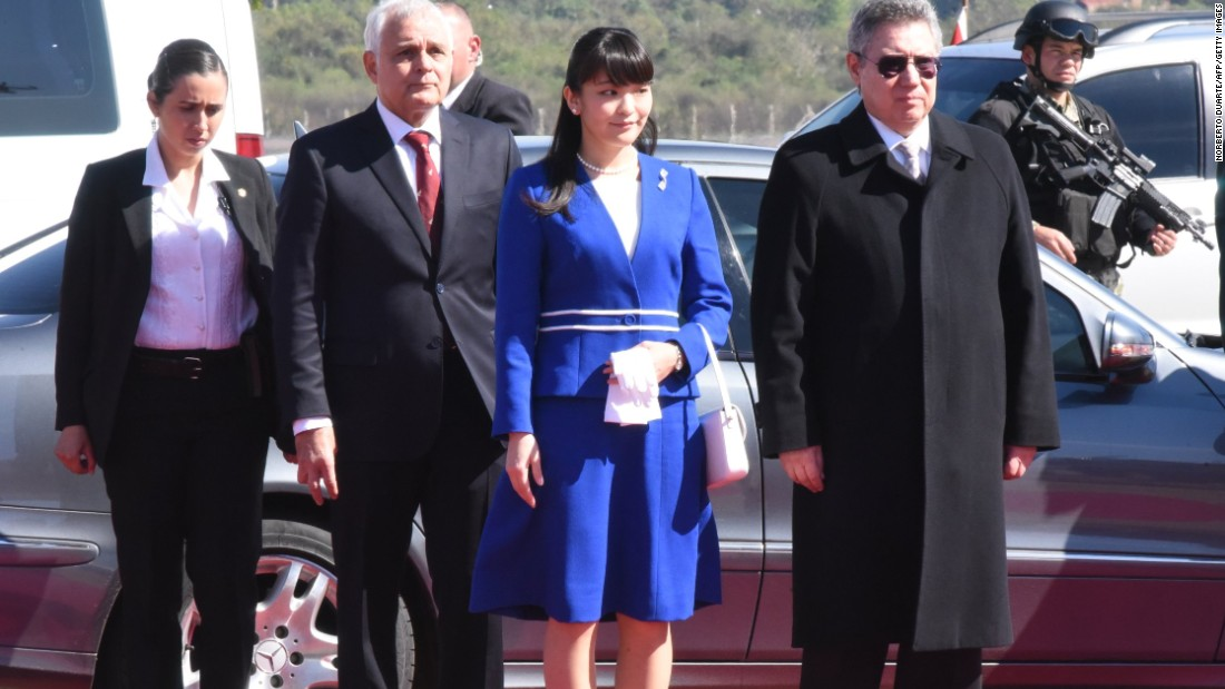 Japanese Princess Mako set to marry 'Prince of the Sea'