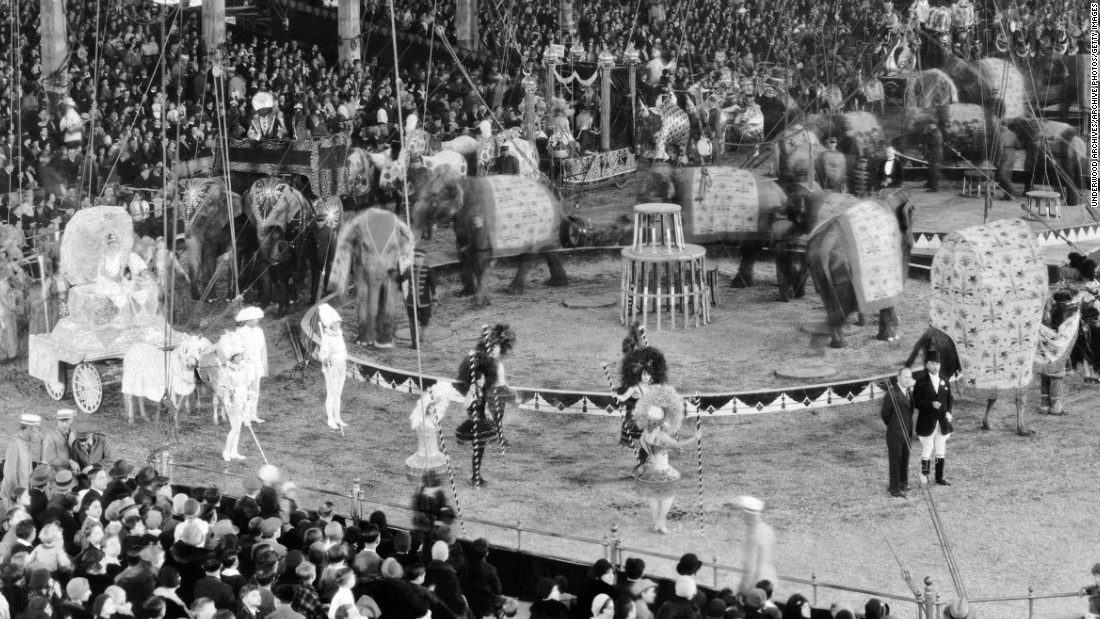 What FDR knew about the Ringling Bros. circus
