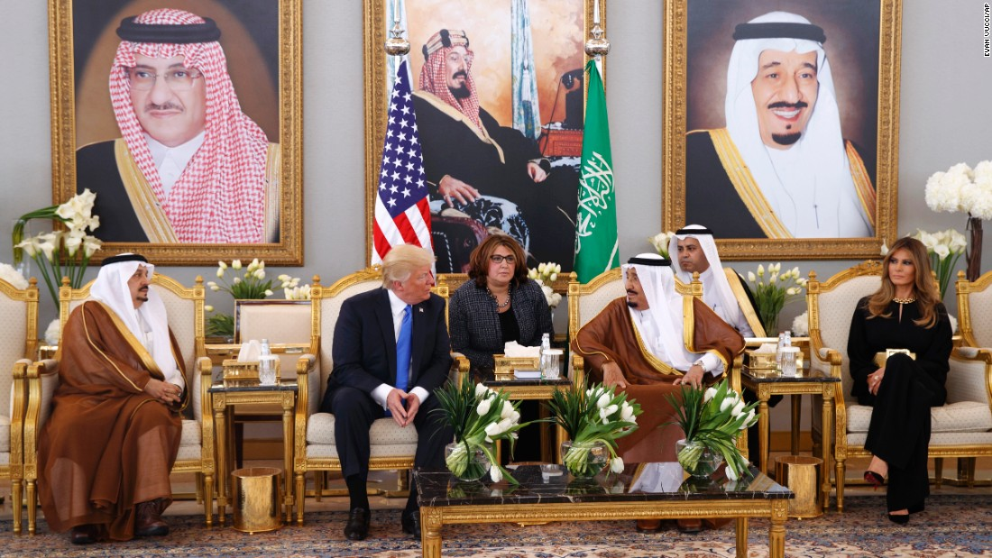 Saudi announces $55B in deals with US