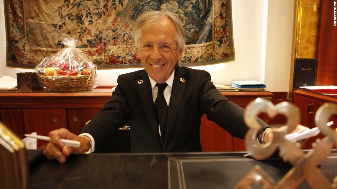 Top concierges spill their secrets