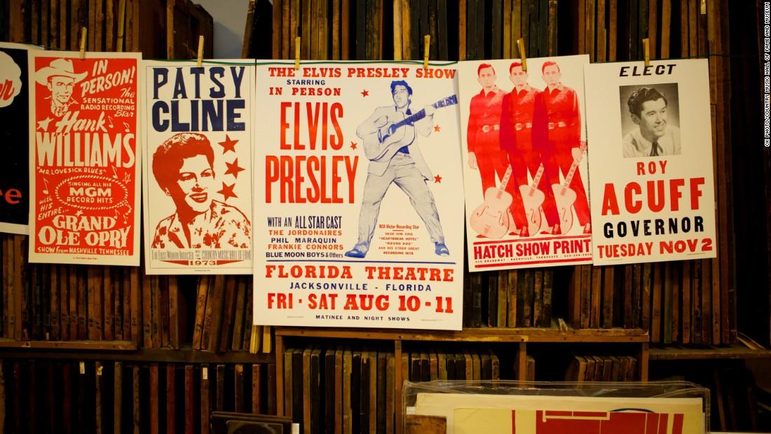 Hatch Show Print: Inside a Nashville institution