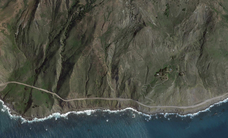 Landslide Buries Californias Scenic Highway In Big Sur CNN - Us 50 closure map