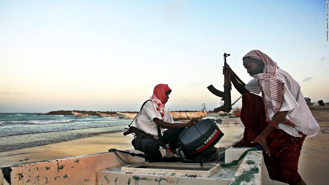 Did Somali kingpins help ISIS, al-Shabaab?