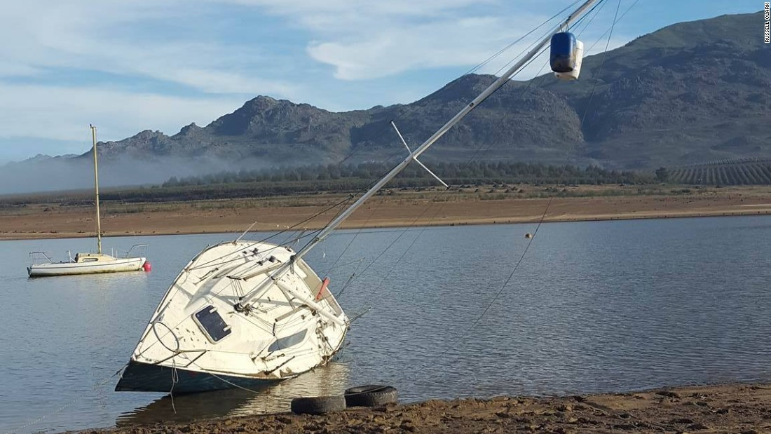 Worst drought in century hits Cape Town