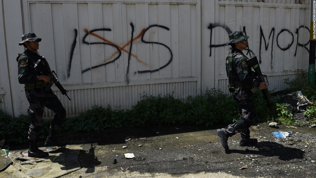 Why victory in Marawi doesn't mean the end of ISIS in Asia