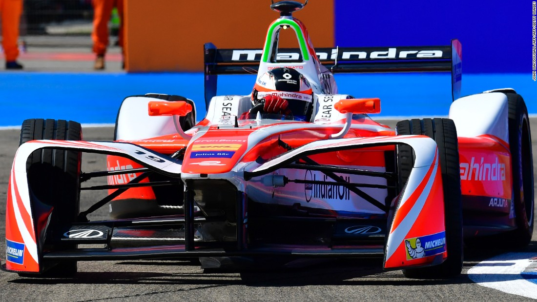Formula E: Rosenqvist wins Marrakech ePrix