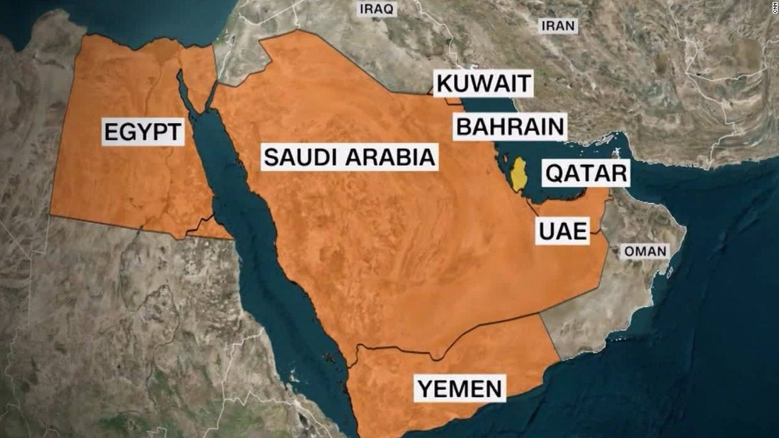 US 'mystified' by continued embargo of Qatar