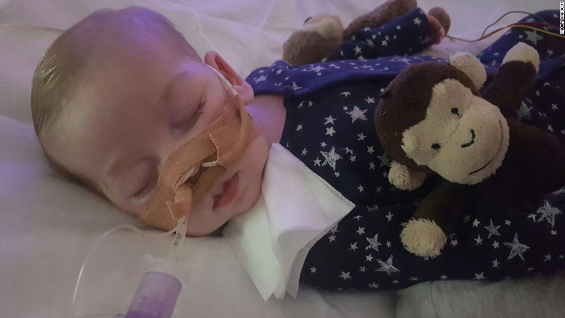 Charlie Gard's parents drop request to bring terminally-ill infant home