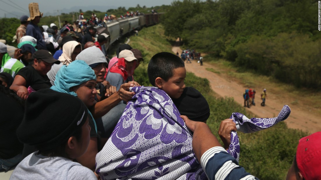 The 'Trump effect' looms large at Mexico's southern border