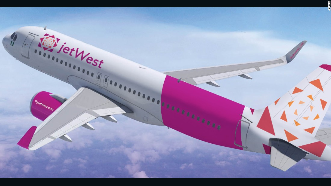 Nigeria's newest airline prepares for take off