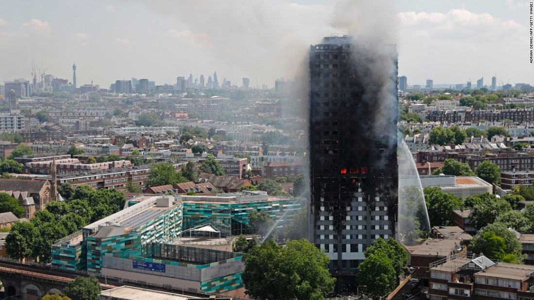 London fire: 600 other high-rises could be under threat
