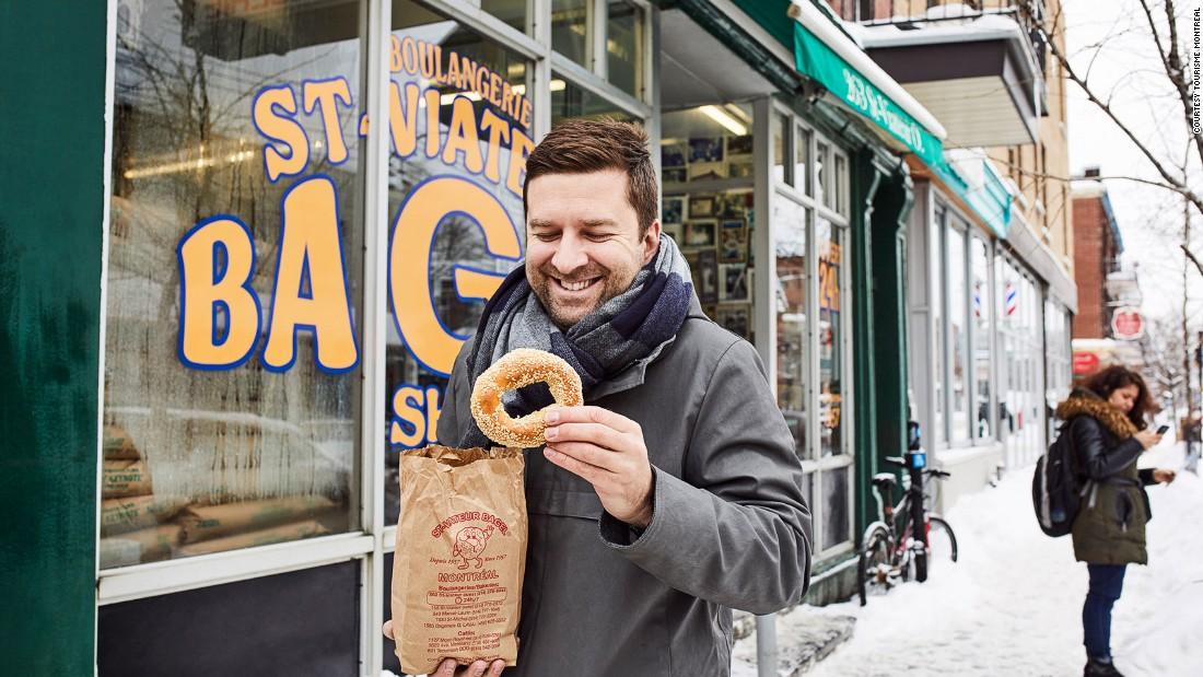 Montreal's bagel wars