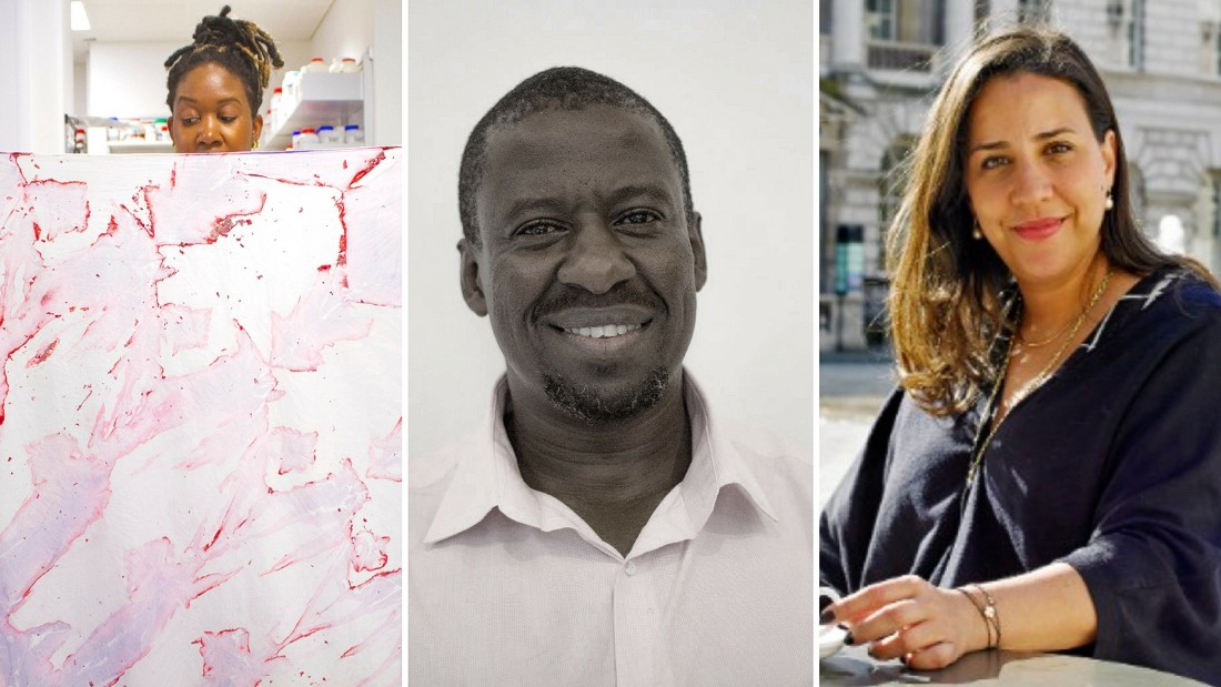 Here are some of the  African speakers at TEDGlobal 2017