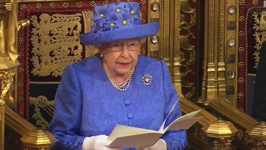Queen's Speech unveils Brexit-heavy agenda at troubled time