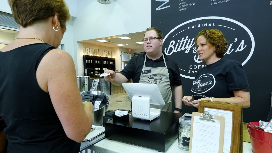 One-of-a-kind shop serves more than just coffee