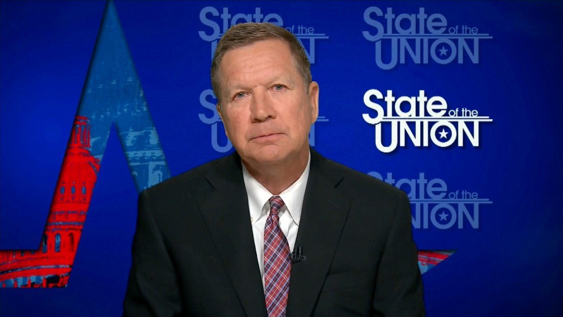 Gov. Kasich: Neither party 'cares about helping poor people'