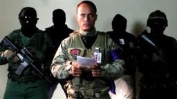 Helicopter drops grenades on Venezuela court