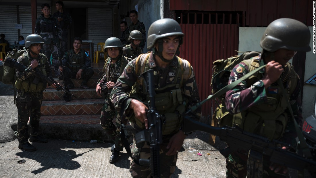 Philippines extends martial law in southern region