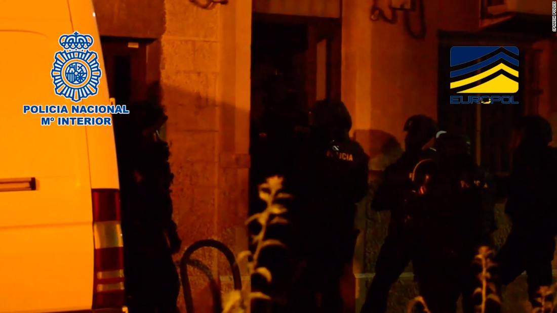 Spain shuts down suspected ISIS cell