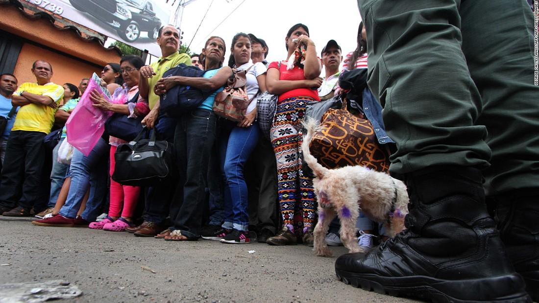 Venezuelan mothers fight for survival