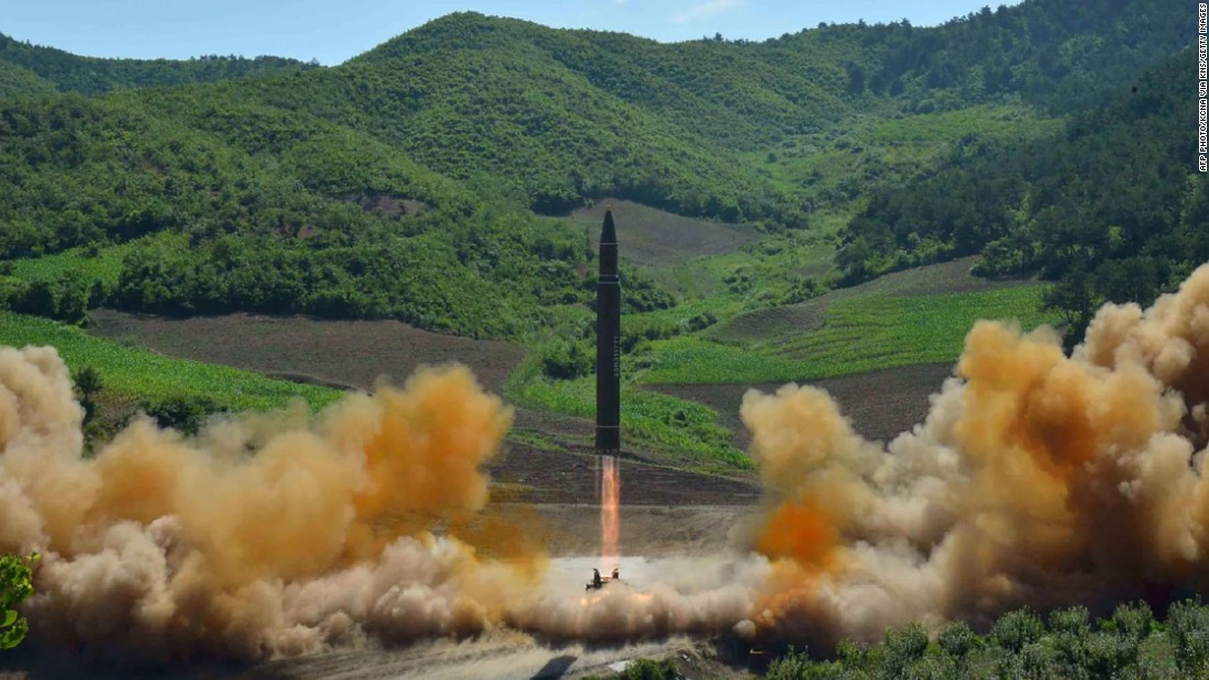 US: North Korea could launch reliable nuclear-capable missile by 2018