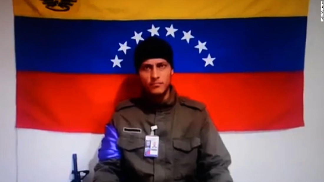 Source: Rogue Venezuelan helicopter pilot killed by police