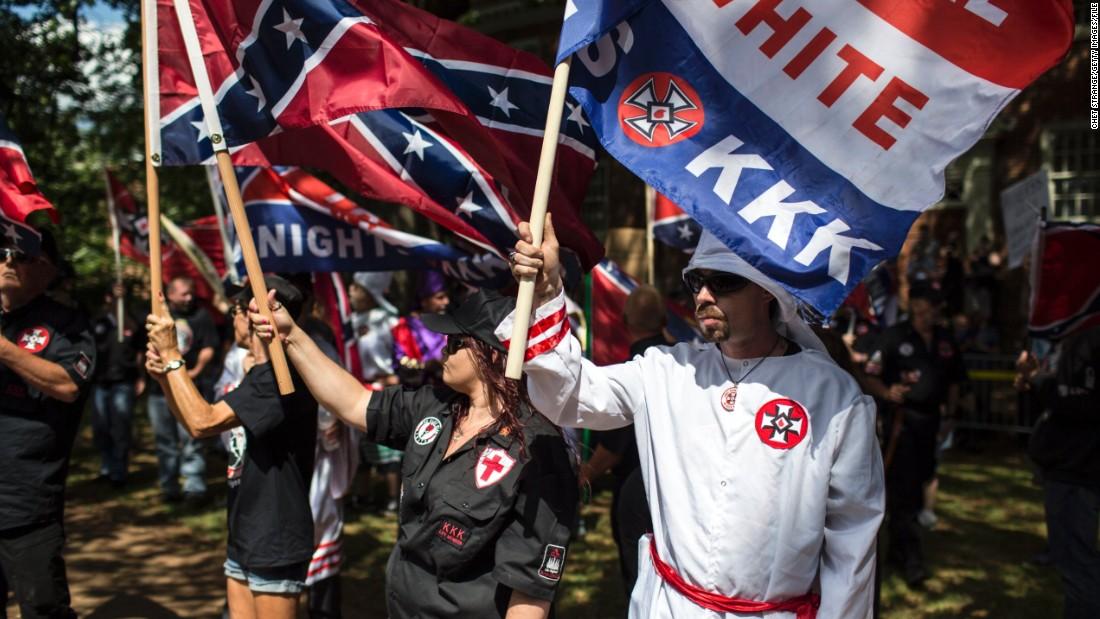 Amazing kkk nazi racist