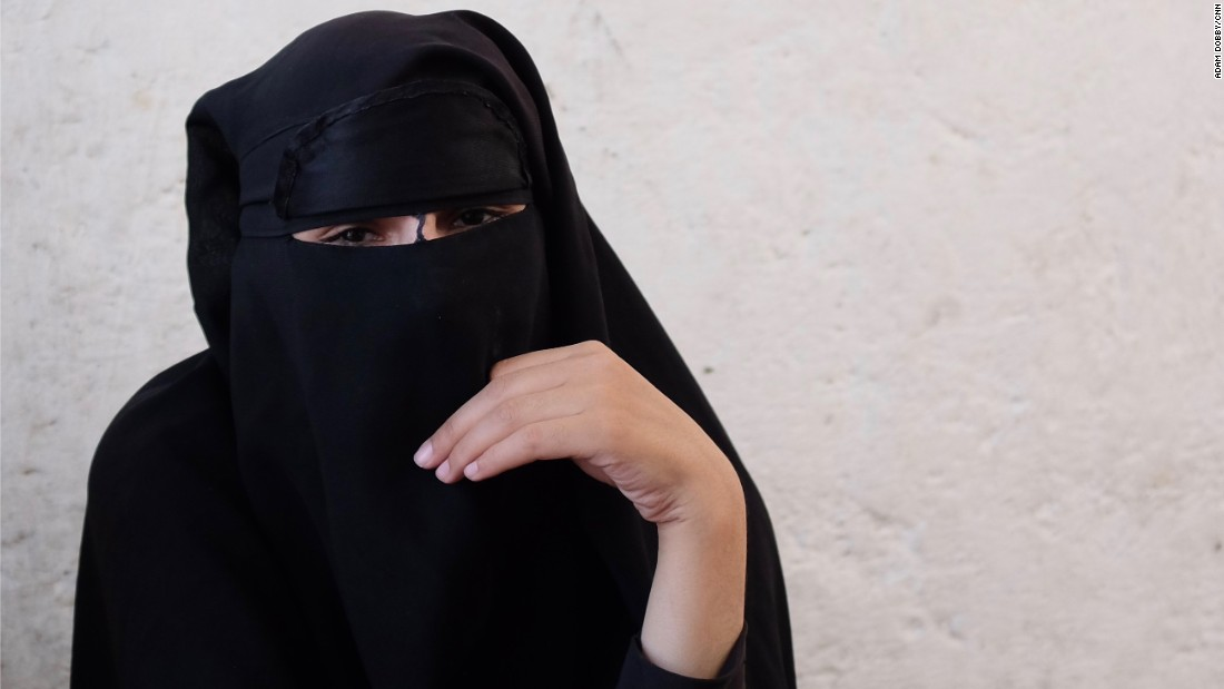 Life inside ISIS bride camp