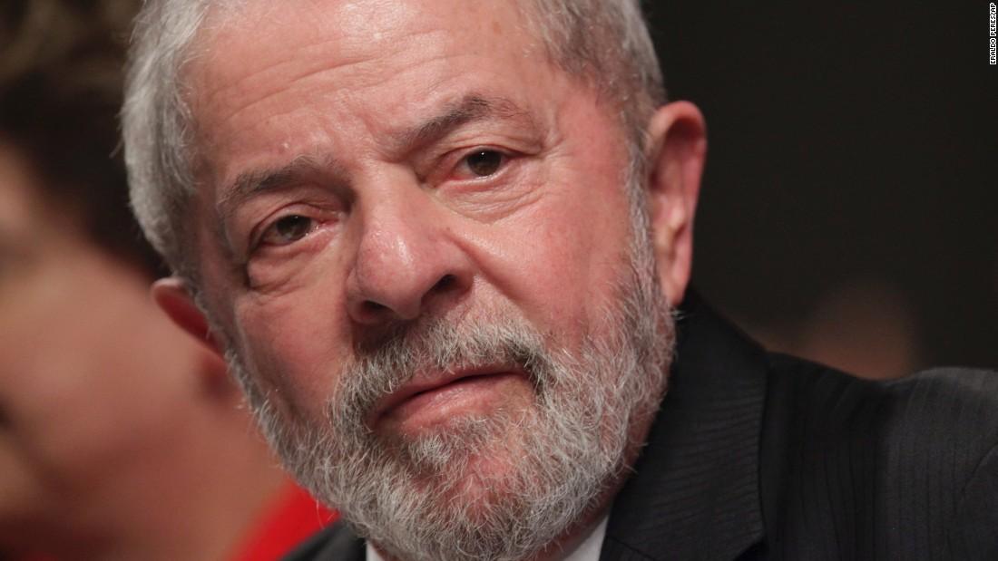 Ex-Brazil leader Lula da Silva guilty of corruption