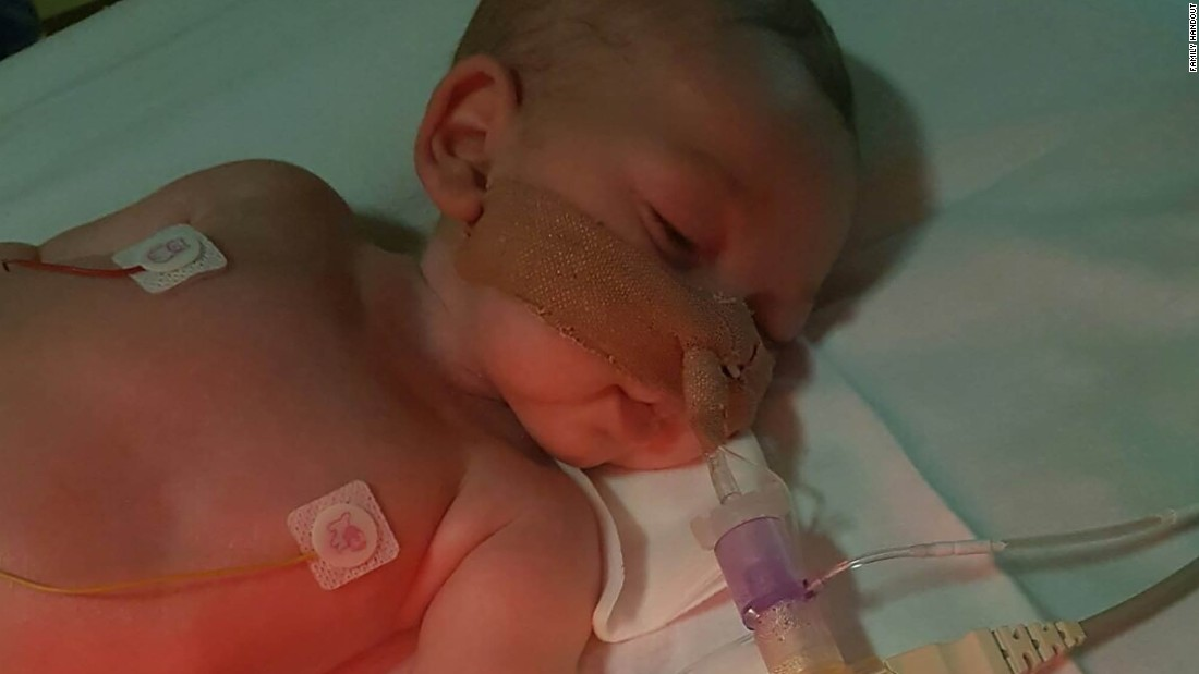 Charlie Gard will be moved to hospice