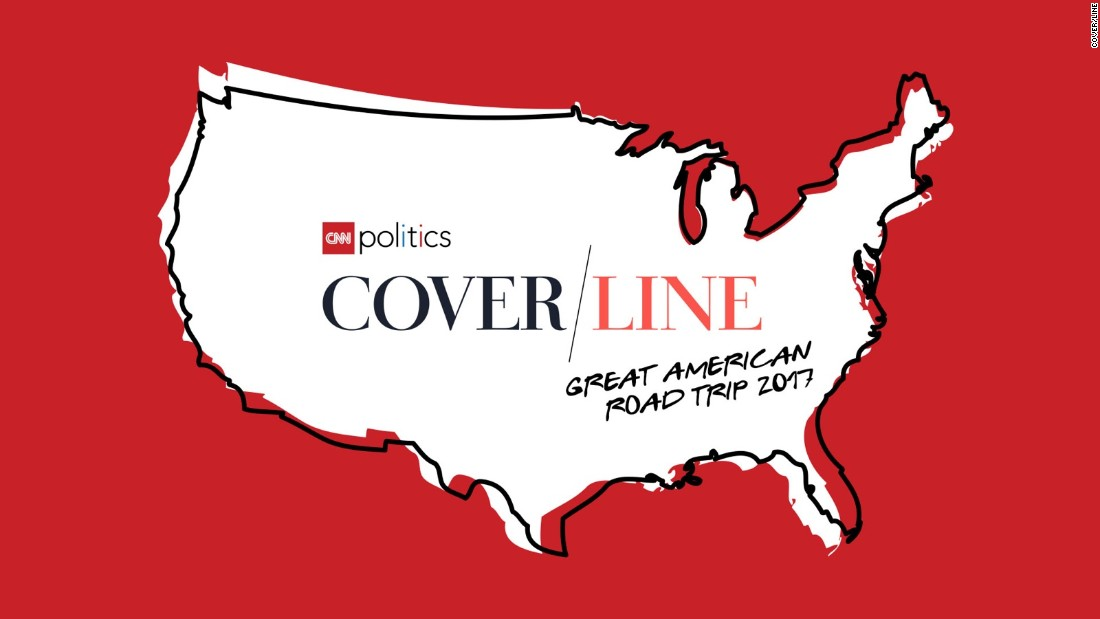 The COVER/LINE Great American Road Trip 2017